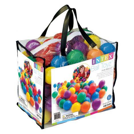 INTEX Žogice - plastične