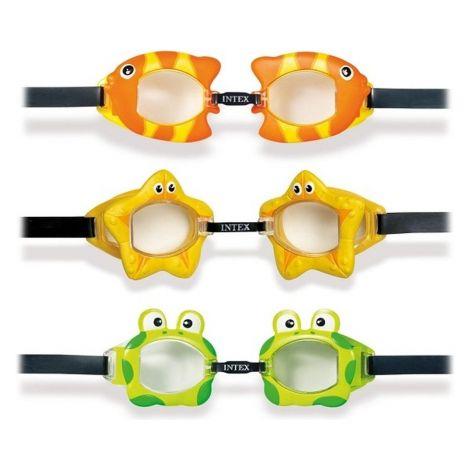 INTEX Otroška plavalna očala