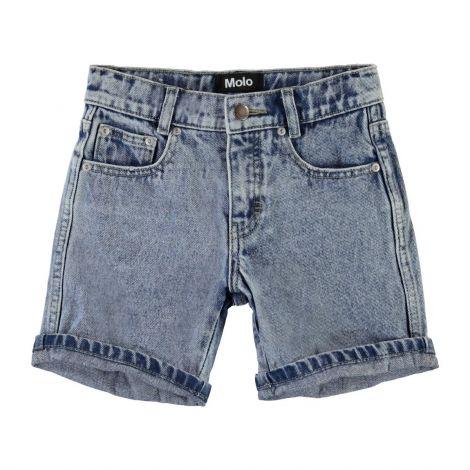 Jeans kratke hlače stone blue