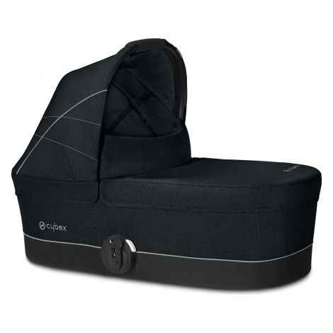 Cybex Košara za voziček S - Lavastone Black/Black