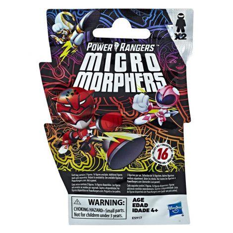 Power Rangers Vrečka presenečenja Micro Morpher