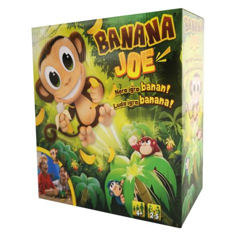 Banana Joe Družabna igra