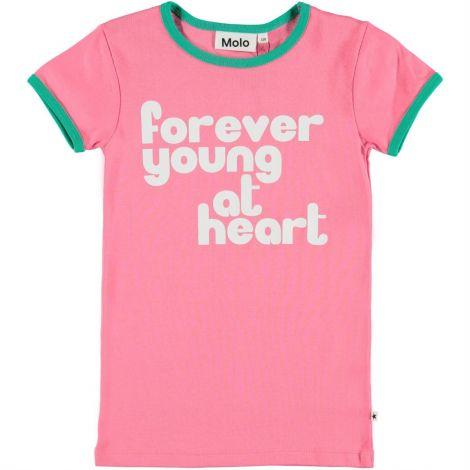 Majica s kratkimi rokavi pink lemonade