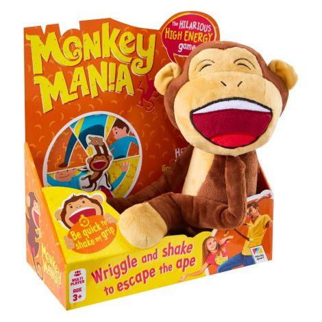 Monkey Mania - družabna igra