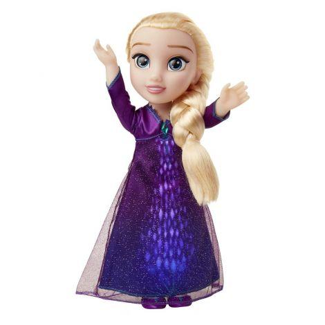Frozen 2 Pojoča punčka Elza