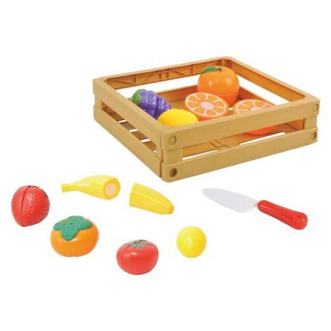 Playgo Sadje - razreži in razdeli