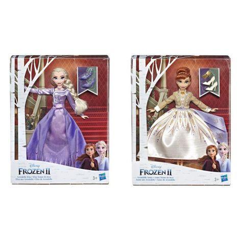Frozen 2 Luksuzna modna lutka