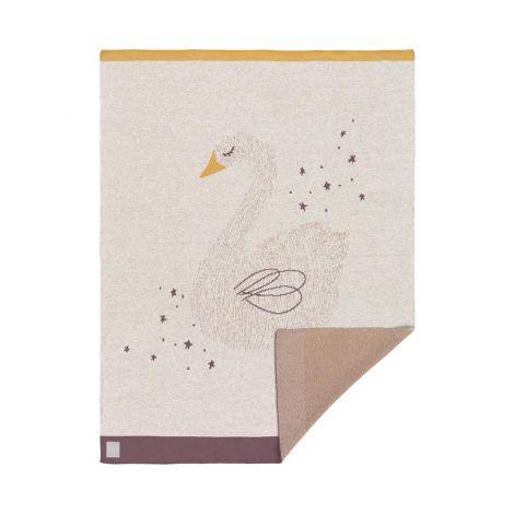 Lässig Dekica labod - 75 x 100cm - beige/pink