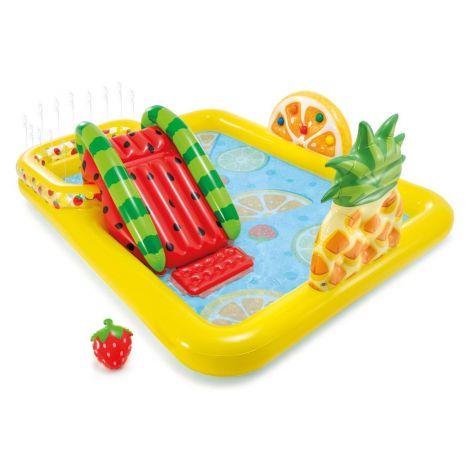 Intex Napihljivo vodno igrišče - sadje