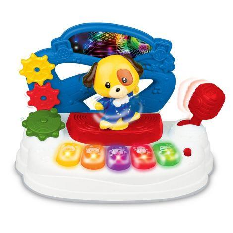 Winfun Klavir s plesočim kužkom