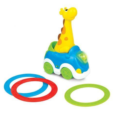 Winfun Žirafa met obroča