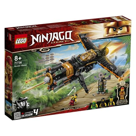 LEGO Ninjago 71736 Podiralec balvanov