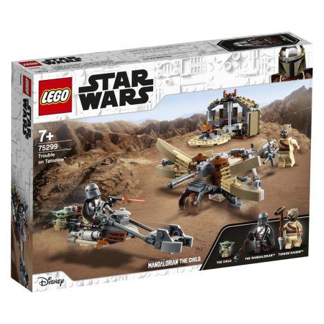 LEGO Star Wars TM 75299 Težave na Tatooinu