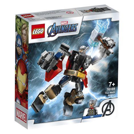 LEGO Super Heroes 76169 Maščevalci: Klasični Thorov robotski oklep