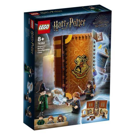 LEGO Harry Potter TM 76382 Utrinek z Bradavičarke™: Spreminjanje oblike