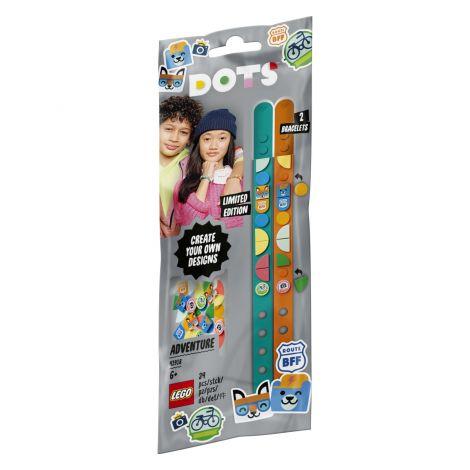 LEGO DOTS 41918 Pustolovska zapestnica