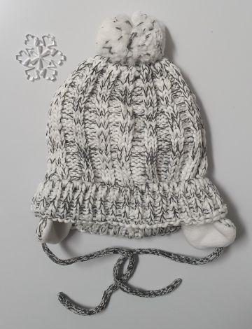 Zimska kapa s cofkom
