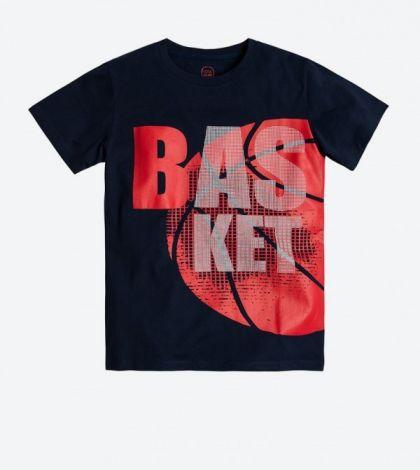 Majica kratek rokav Basket
