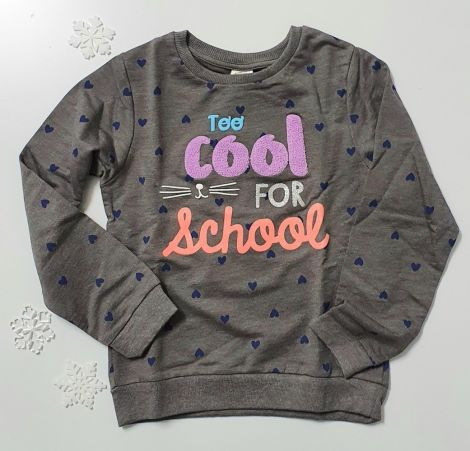 """Pulover """"Too cool for school"""""""