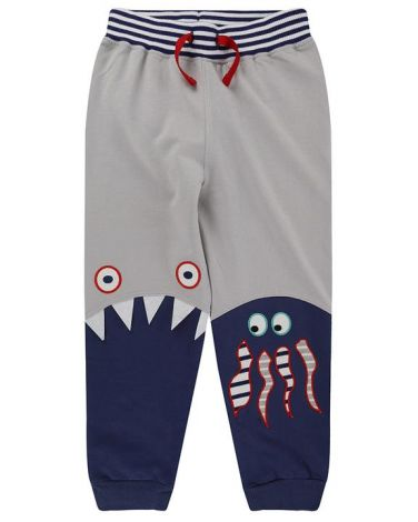Športne hlače morske živali