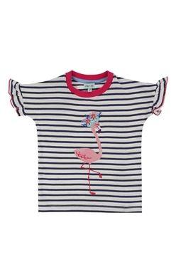 Majica s kratkimi rokavi flamingo