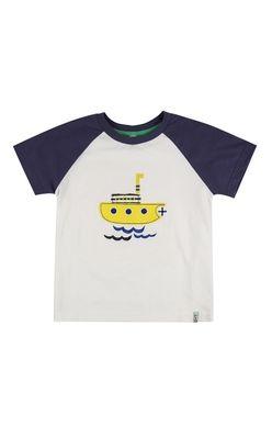 Majica s kratkimi rokavi podmornica