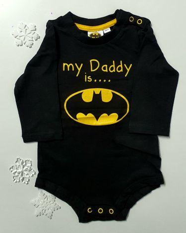 Bodi z dolgimi rokavi, ''moj ati je Batman''