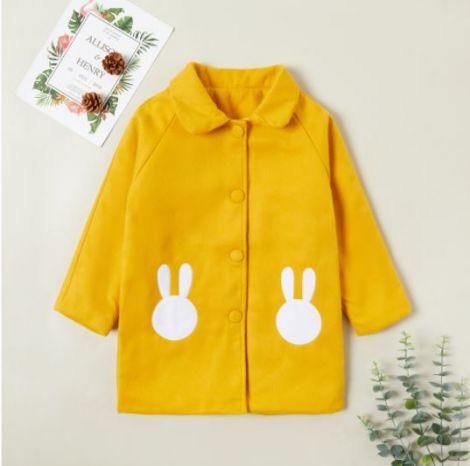 Zimski plašček zajček